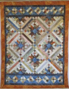Jackie's quilt 009