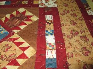 Wilma's quilt 5 004