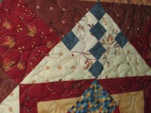 Wilma's quilt 5 017
