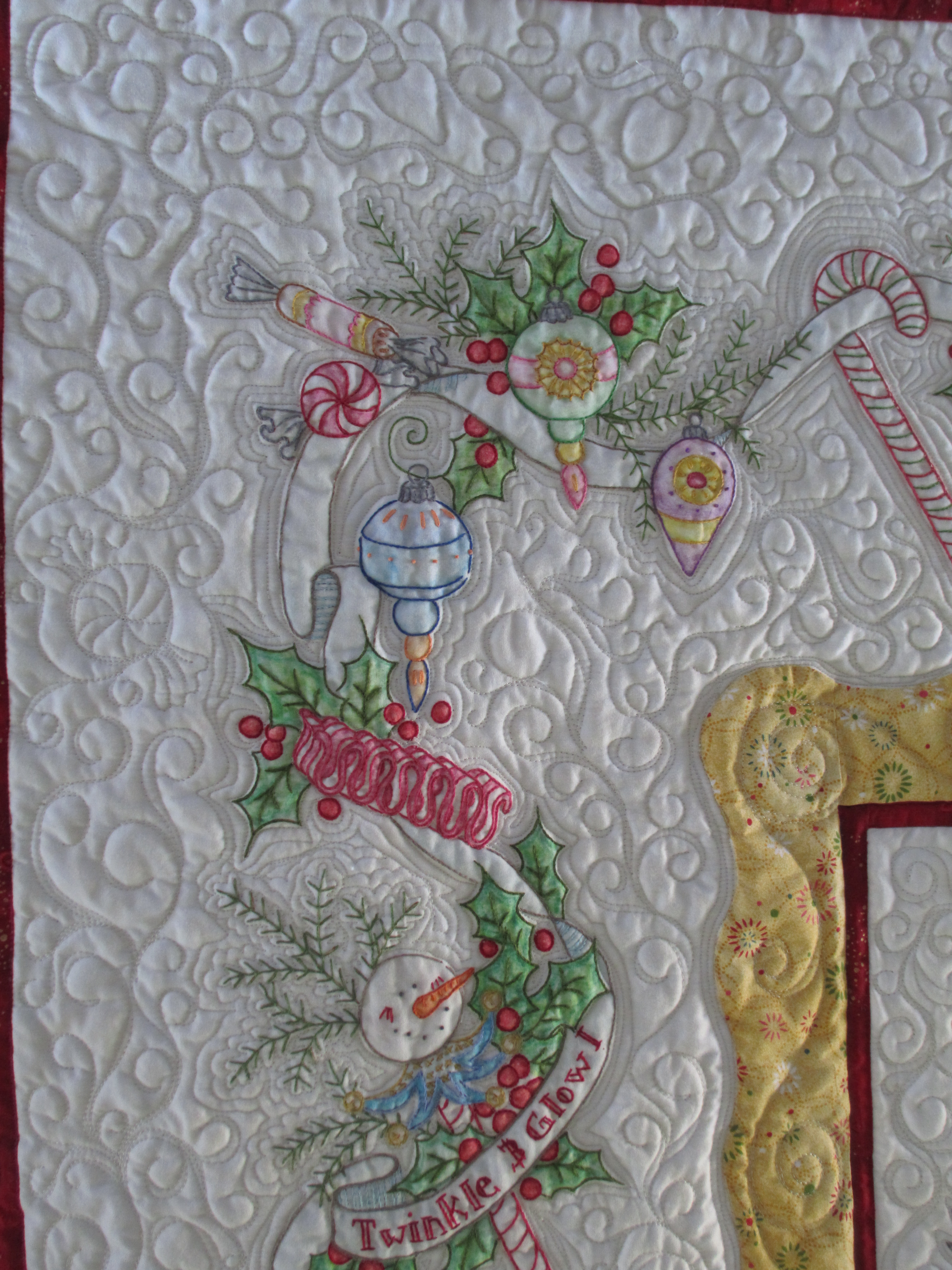 Are You Ready For Christmas Cowtown Quilts