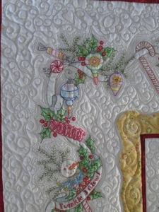 Elaine's 2 quilts 009