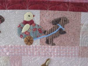 Joan's quilt 2 006