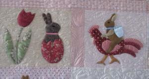 Joan's quilt 2 010