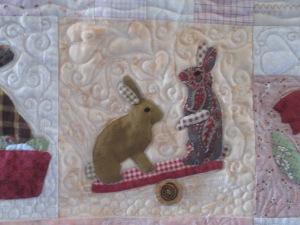 Joan's quilt 2 018