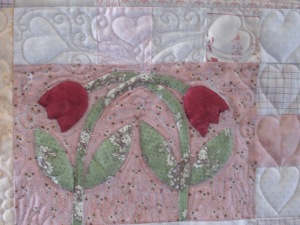 Joan's quilt 2 019