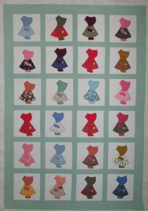Mary's Sunbonnet Sue quilt 001 (2)